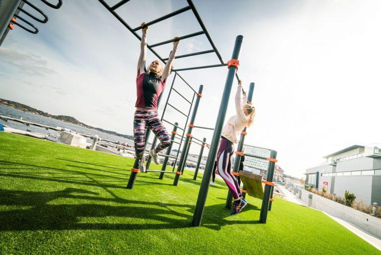 Stree workout equipment - Kenguru Pro Europe