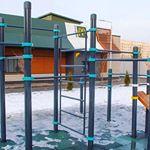 outdoor calisthenics equipment