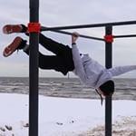 open-air bodyweight workout equipment