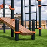 calisthenics park equipment - bench