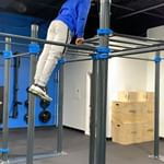 parkour indoor equipment