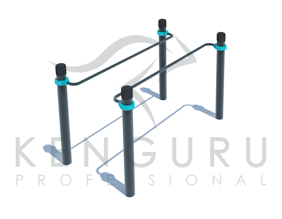 Image PARAKENGURU Parallel bars - Kenguru Pro