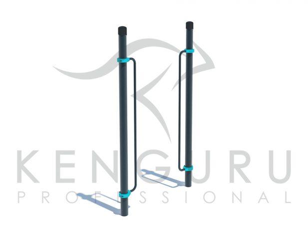Image PARAKENGURU Climb-down bars - Kenguru Pro