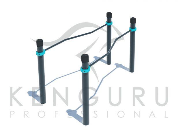 Image PARAKENGURU Parallel multi-level bars - Kenguru Pro