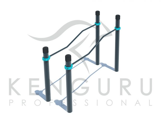 Image PARAKENGURU Parallel multi-width bars - Kenguru Pro