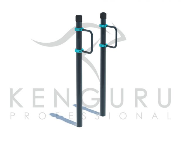 Image PARAKENGURU Parallel multi-hold bars - Kenguru Pro