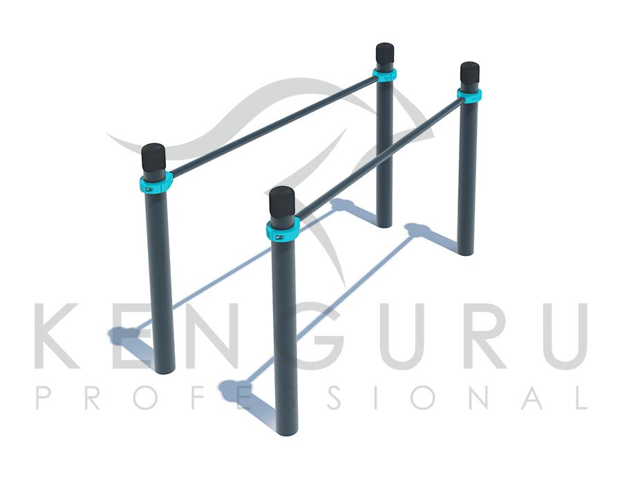 Image PARAKENGURU Various width parallel bars - Kenguru Pro