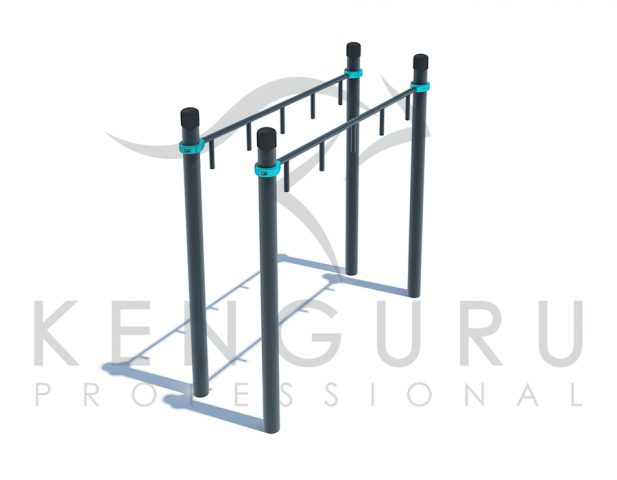 Image PARAKENGURU Hammer bars - Kenguru Pro